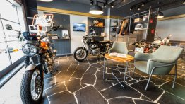 Royal Enfield opens another concept store in Portugal - Report