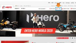 Hero MotoCorp launches a fully-digital online sales platform called eShop