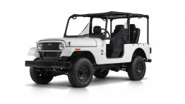 Second design update for Mahindra Roxor in the works - IAB Report
