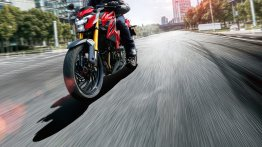 Suzuki GSX-S300 (Haojue DR300) launched in China - IAB Report