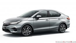 2020 Honda City dimensions, mileage & more details officially revealed - IAB Report
