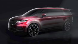 Next-gen Kia Carnival teased ahead of debut next month - IAB Report