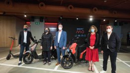 SEAT unveils two electric scooters under new brand SEAT MO [Video]