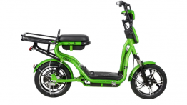 Gemopai Miso mini electric scooter with 75 km range launched at INR 44,000