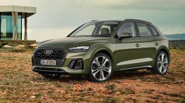 2021 Audi Q5 breaks covers, features mild hybrid technology as standard