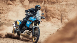 Yamaha Tenere 700 Rally Edition with heritage Dakar livery revealed