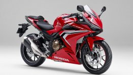 2020 Honda CBR400R with a new 'CBR' logo revealed in Japan - IAB Report