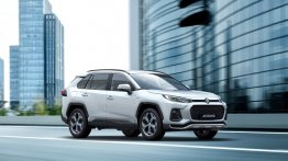 Suzuki ACross Unveiled, Basically A Badge-engineered Toyota RAV4