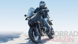 Near production-ready Ducati Multistrada V4 spotted sans camouflage