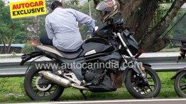 BS6 Mahindra Mojo 300 spied testing, launch soon - Report