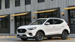 2021 MG ZS Makes Its Global Debut In UK; India Launch In The Pipeline For March 2021