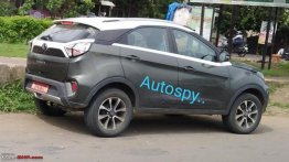 Is This The Dual-Clutch Automatic Version Of The Tata Nexon?