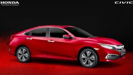 BS6 Honda Civic Diesel launched, prices start at INR 20.75 lakh