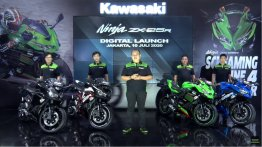 Kawasaki Ninja ZX-25R with 50 PS officially breaks cover in Indonesia [Video]