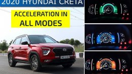 Hyundai Creta Turbo-petrol 0-100 kmph Timings, Is It The Fastest Creta?