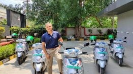 Hero Electric customises its electric scooters to help fight Covid-19