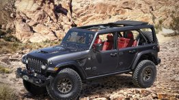 Jeep Wrangler Rubicon 392 Concept Showcased; Gets A 450bhp V8 HEMI