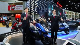 INR 4.15 lakh all-new Honda Forza 350 debuts in Thailand - IAB Report