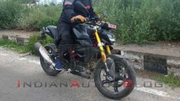 BS6 BMW G 310 R spotted testing in India once again - IAB Report