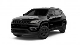 Limited-Edition Jeep Compass Night Eagle Launching Soon!