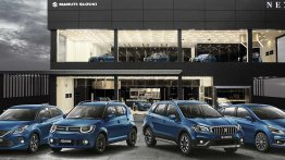 Maruti-Suzuki Reports 17.1 Percent Year-On-Year Growth in August 2020