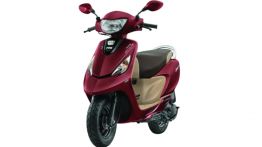 New TVS Scooty Zest 110 BS6 launched, prices start at INR 58,460