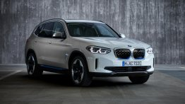 The New BMW iX3 Becomes The Brand's First-Ever All-Electric SUV