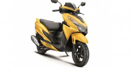 Honda Grazia BS6 125cc scooter starts arriving at dealerships - Report
