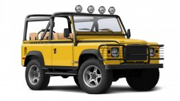 Twisted Automotive Launches US-only All-Electric Land Rover Defender