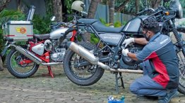 Royal Enfield announces Service on Wheels initiative in India