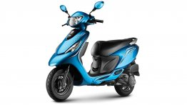 New TVS Scooty Zest 110 BS6 full specs & pricing revealed - IAB Report