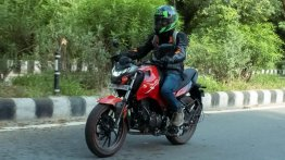 Hero Xtreme 160R: Acceleration Test - 0-60 kmph & 0-100 kmph