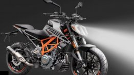 2020 KTM 250 Duke with LED headlight launched, costs INR 2.09 lakh