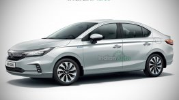 All-New Honda City Hybrid Launch In The Pipelines