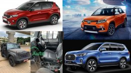 Top 5 Upcoming SUVs to Look Out For in 2020 - Kia Sonet, MG Gloster and More