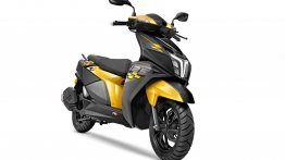 TVS NTorq 125 Race Edition yellow/black colour option launched