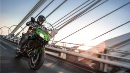 Kawasaki Versys 650 BS6 launched, priced at INR 6.79 lakh