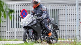 2021 KTM RC 390 spied sans camouflage, expected launch early next year