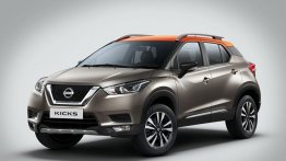 BS6 Nissan Kicks available with benefits of up to INR 60,000