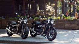 BS6 Triumph Street Twin launched, prices start at INR 7.45 lakh