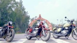 Here's how Jawa celebrated India's 74th Independence Day [Video]