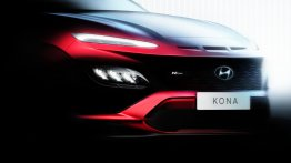 2021 Hyundai Kona and Kona N Line Teased Ahead of Global Premiere