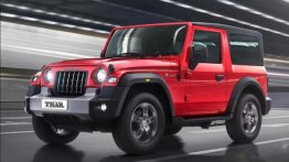 2020 Mahindra Thar LX and AX Variants Explained; Engines, Features and More