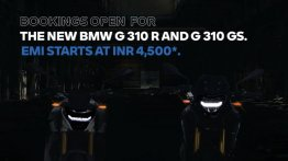 BS6 BMW G 310 R & G 310 GS available at attractive low EMI offer