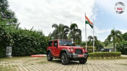 Mahindra Thar Bookings Cross New Milestone, Only 1/4th Delivered