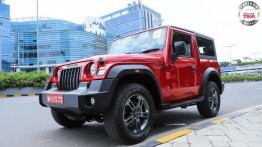New Mahindra Thar Launched - Check Prices, Variants, Bookings & More