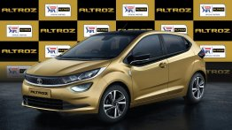 Tata Altroz Premium Hatchback to be Official Partner for Dream11 IPL 2020