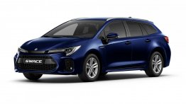 Rebadged Toyota Corolla Wagon to be Called Suzuki Swace, Revealed for European Market