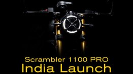 Ducati's 2nd BS6 model to launch in India will be Scrambler 1100 Pro