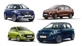 Top Hyundai Cars You Can Buy Under INR 10 Lakh in India